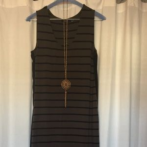 Apt 9 Tank Top Maxi Dress